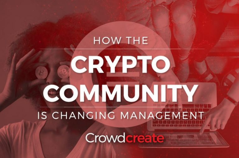 How The Crypto Community is Changing Management